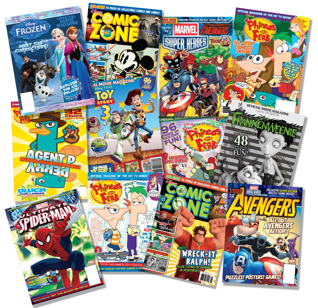 DISNEY WORLDWIDE PUBLISHING