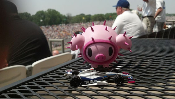 Porcino's IndyCar
