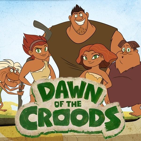 DAWN OF THE CROODS - NETFLIX