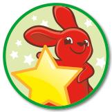Class Participation Sticker