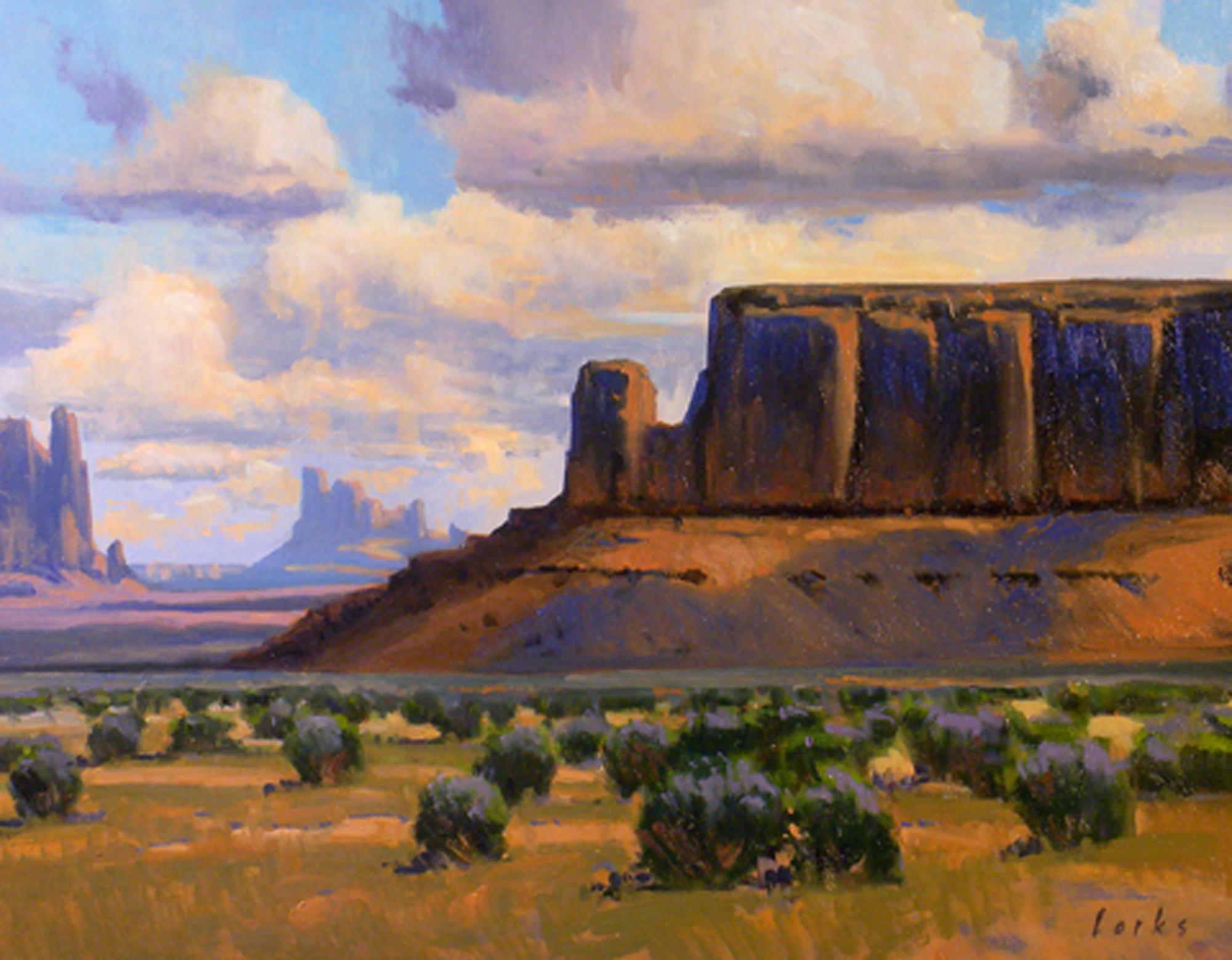 David Forks_Monuments of Time_16x20_Oil.JPG