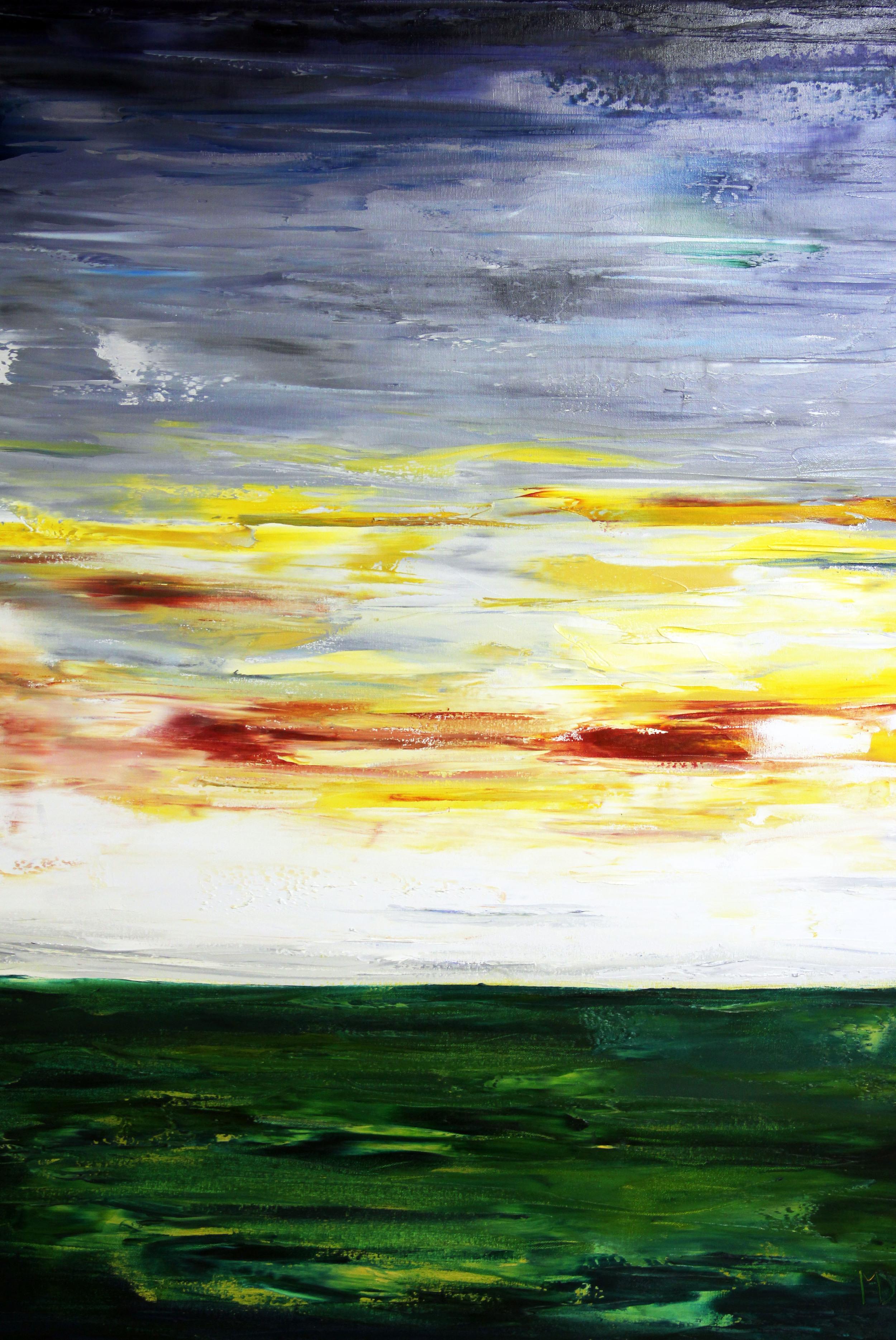 Melissa Davis Doron  Transcending Beauty  40X30  Oil on Canvas  SOLD