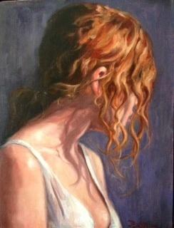 Debra Latham  Essence of Beauty  16X12  Oil on Linen