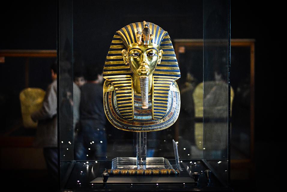 Фото маски фараонов