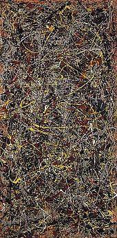 Jackson Pollock's No. 5, 1948