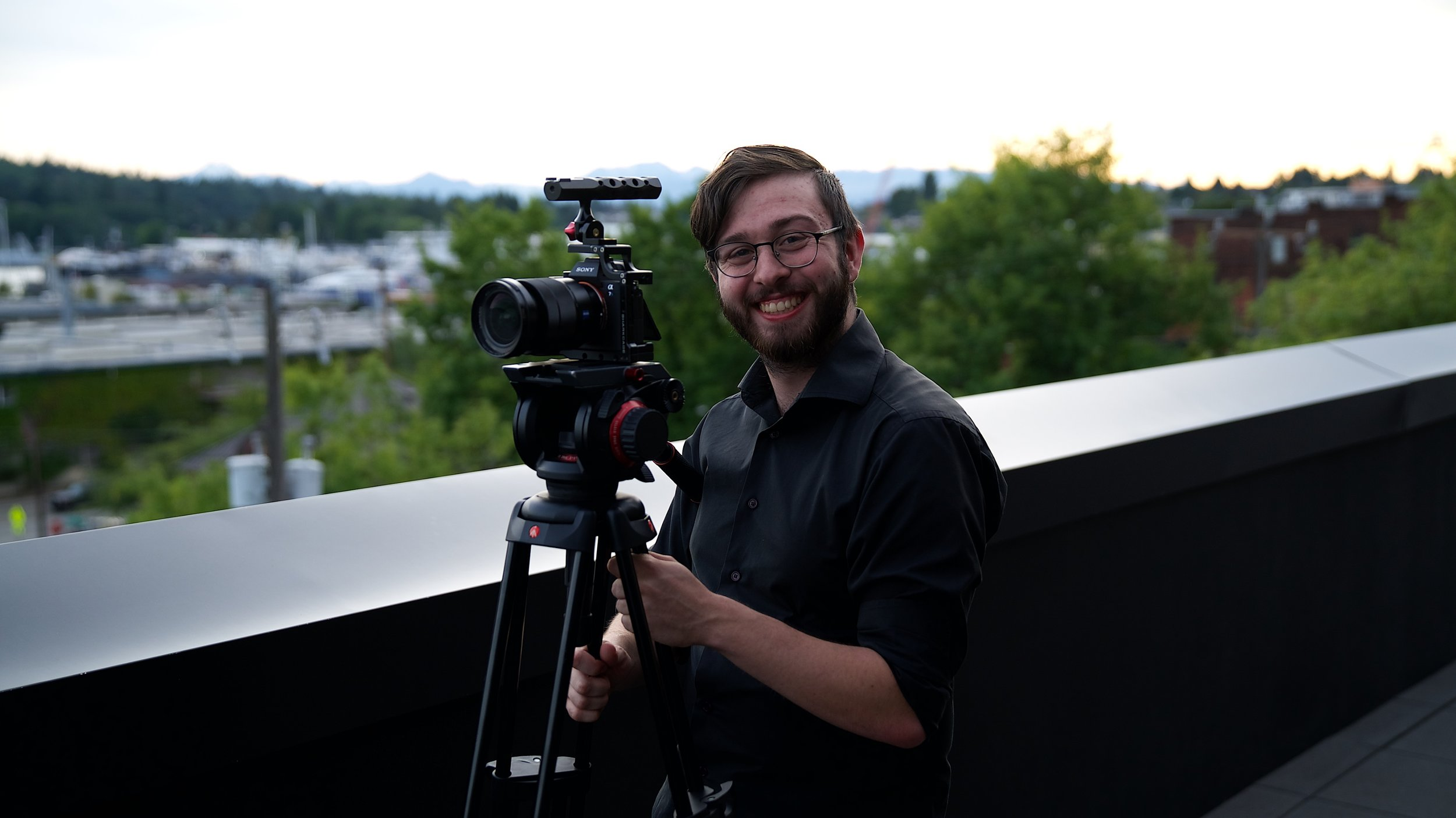 Joel Kaehler - Wedding Videography Assistant