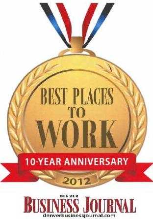 Top 10 Best Places to Work