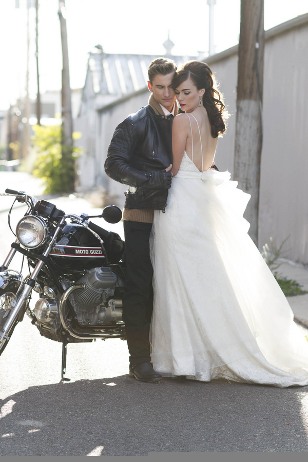 Styled Shoot | Retro Moto | Denver, Colorado | Bello & Blue Events | Colorado & Denver Wedding Planner