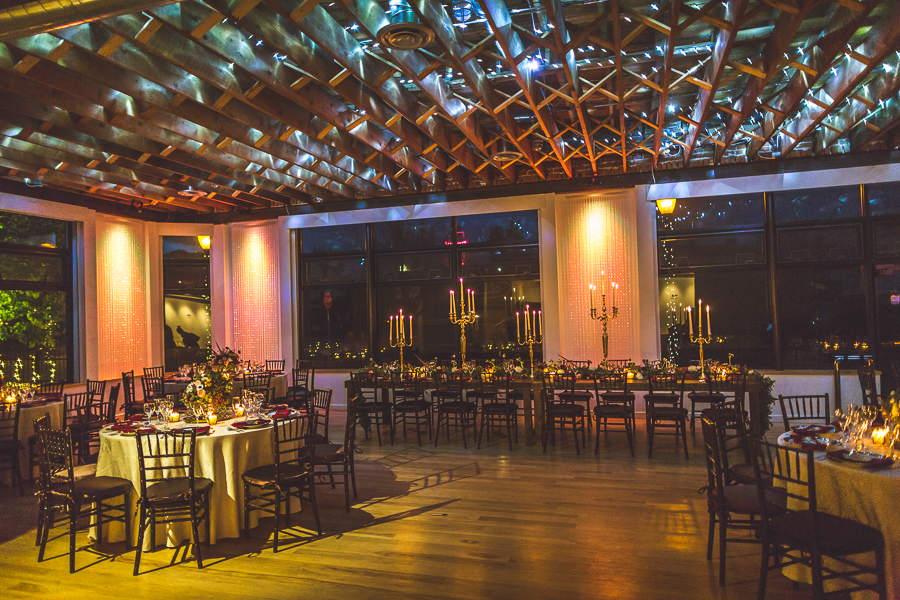 Intimate Fall Cocktail Reception | Denver, Colorado | Bello & Blue Events | Colorado & Denver Wedding Planner