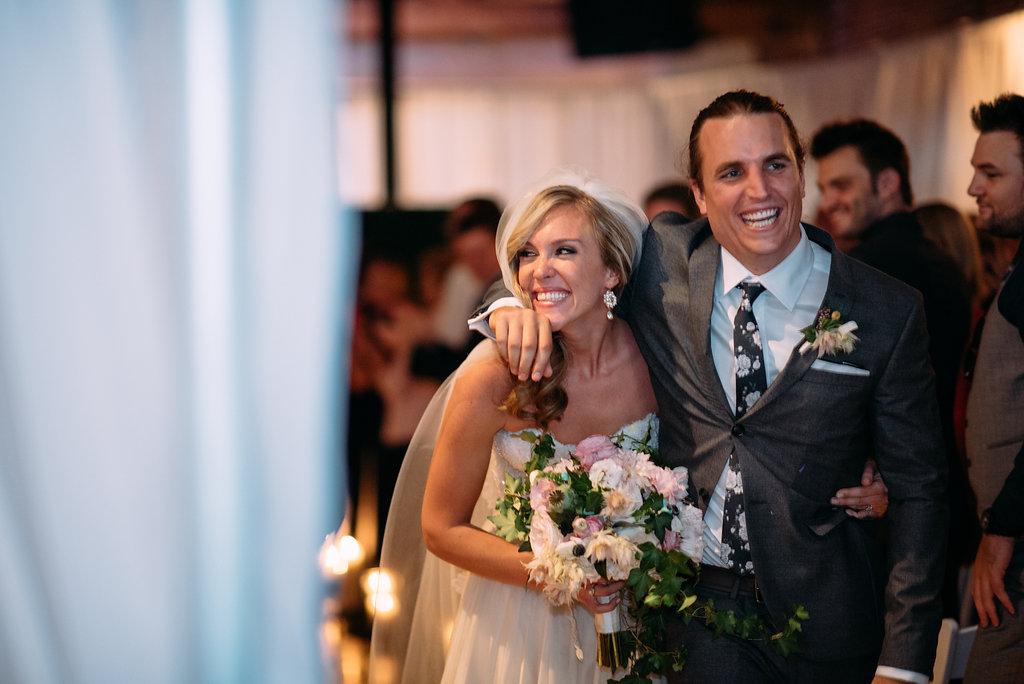 Urban Garden Wedding | Denver, Colorado | Bello & Blue Events | Colorado & Denver Wedding Planner