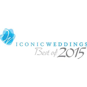 Iconic Weddings Best of 2015