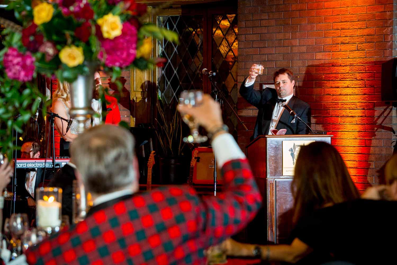 Black Tie Birthday Party | Denver, Colorado | Bello & Blue Events | Colorado & Denver Wedding Planner