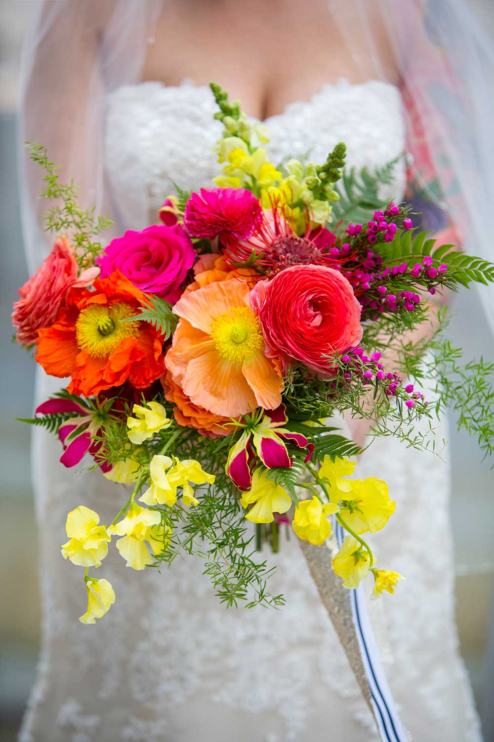 Colorful Whimsical Wedding | Denver, Colorado | Bello & Blue Events | Colorado & Denver Wedding Planner