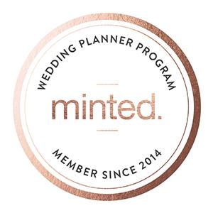 Wedding Planner Program. Minted. Member Since 2014