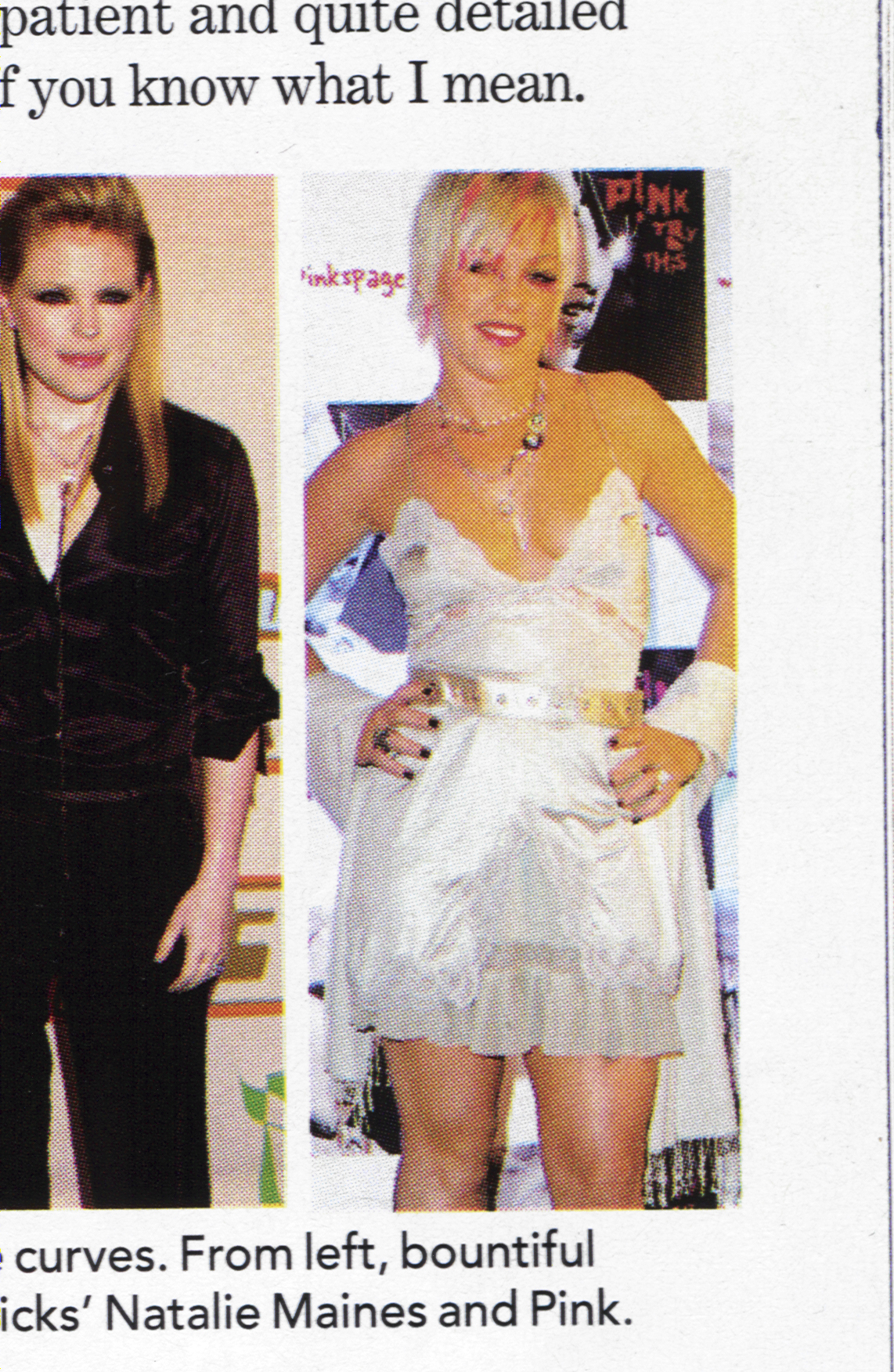 Glamour – February 2004