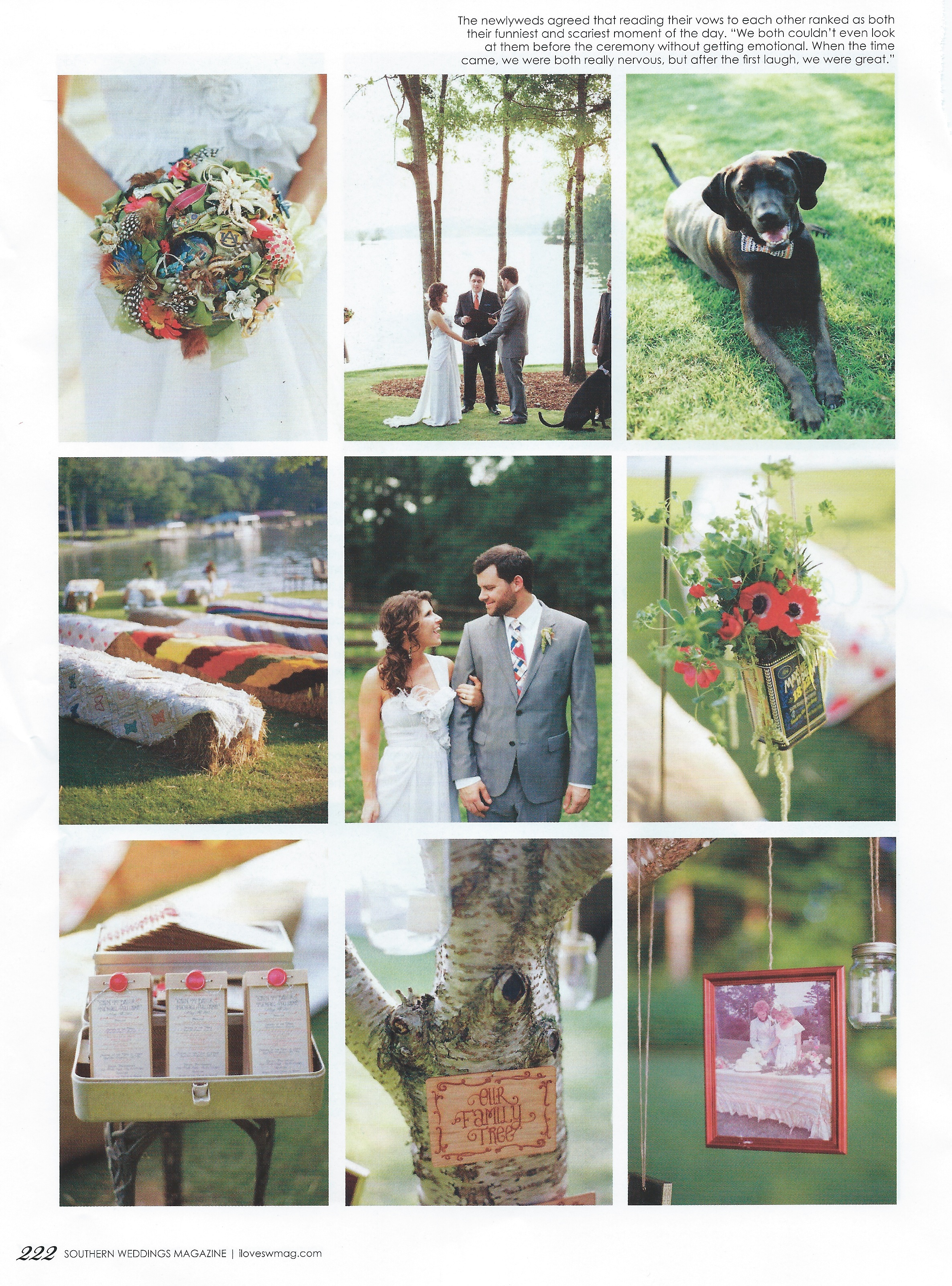 Southern Weddings - Spring 2013