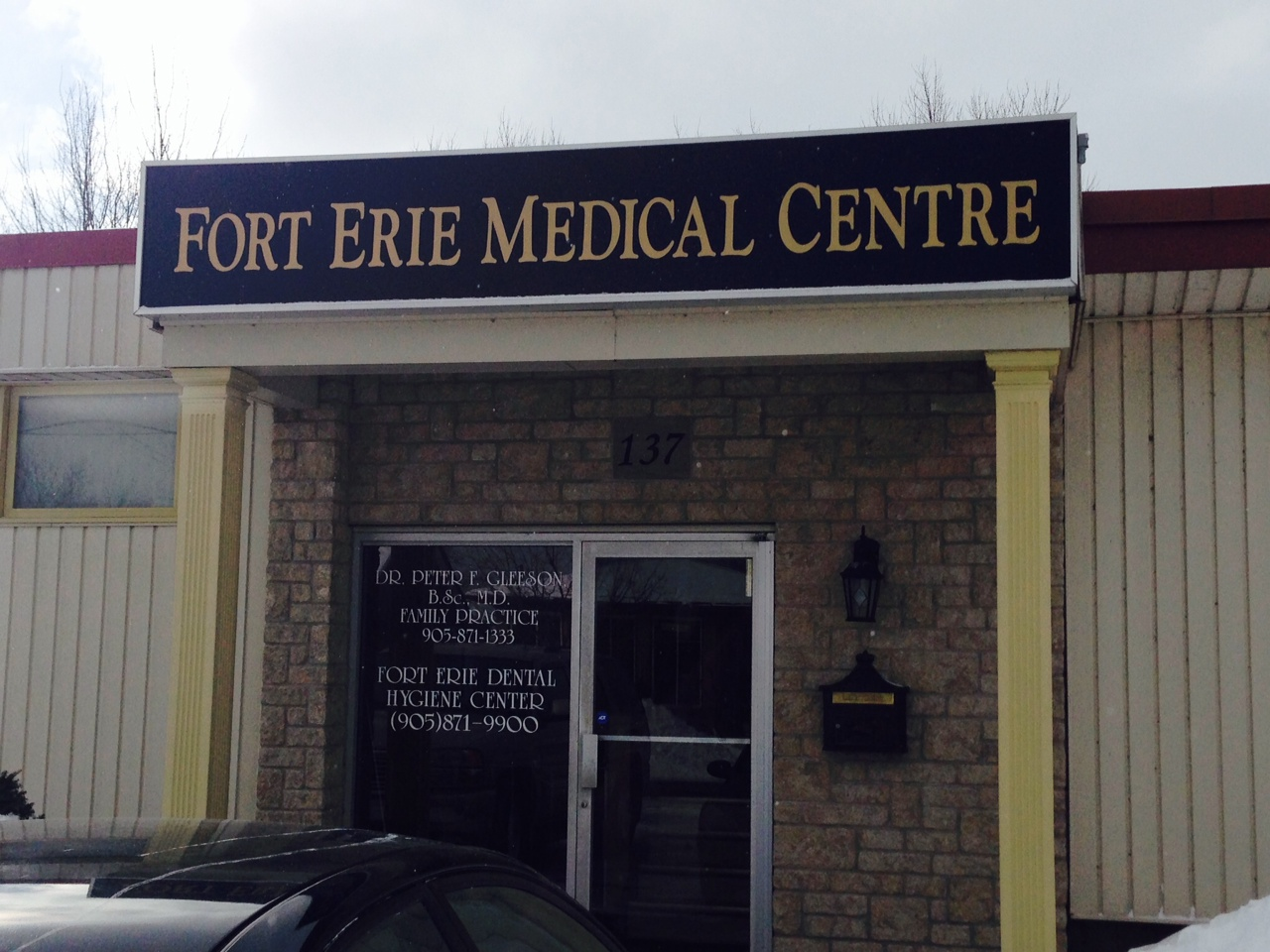 Fort Erie Clinic