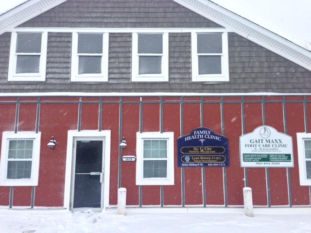 Ridgeway Clinic
