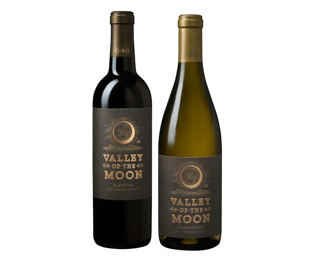 Auston Design Group - Valley of the Moon - 2 Bottles