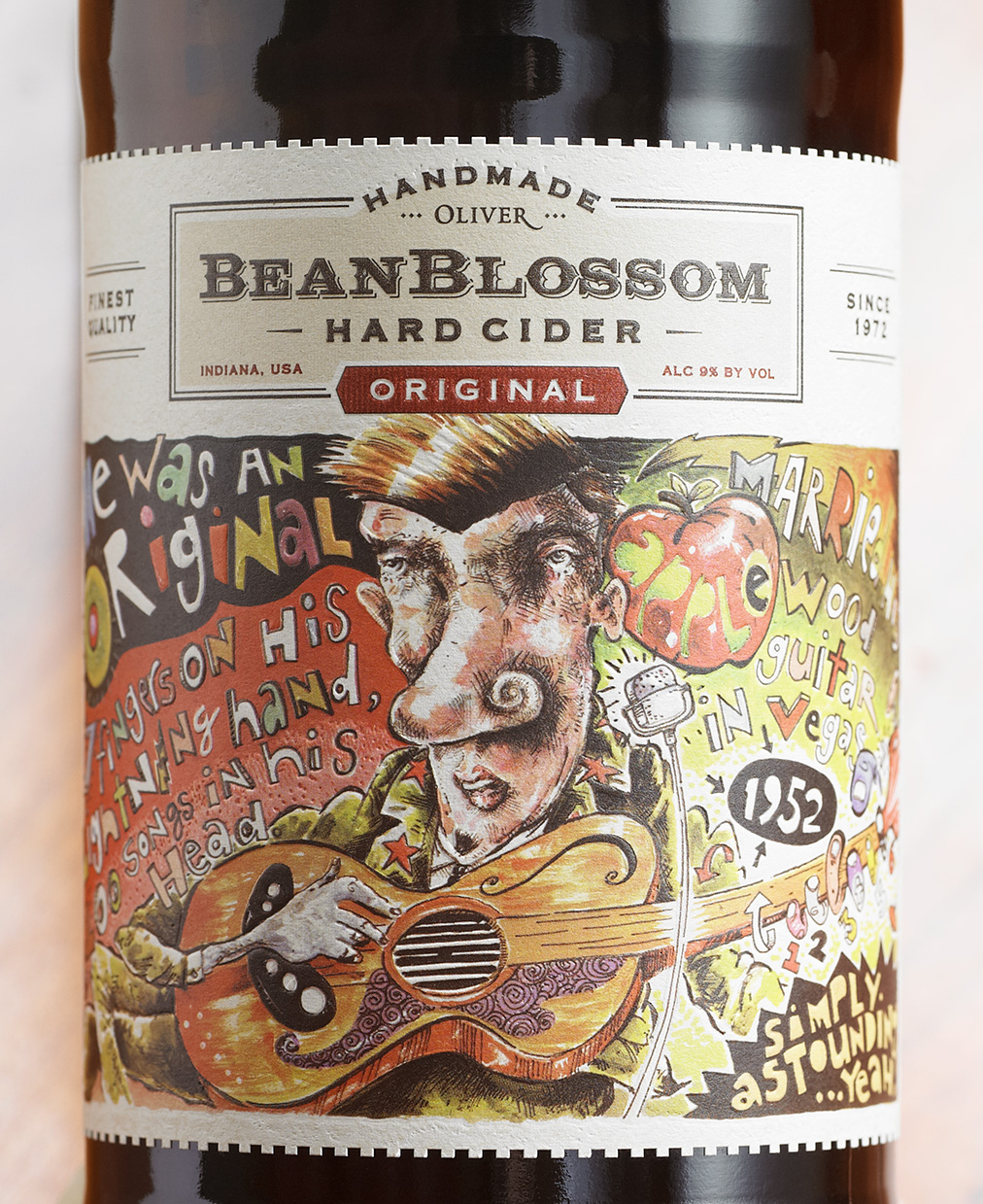 Bean Blossom Original label.jpg