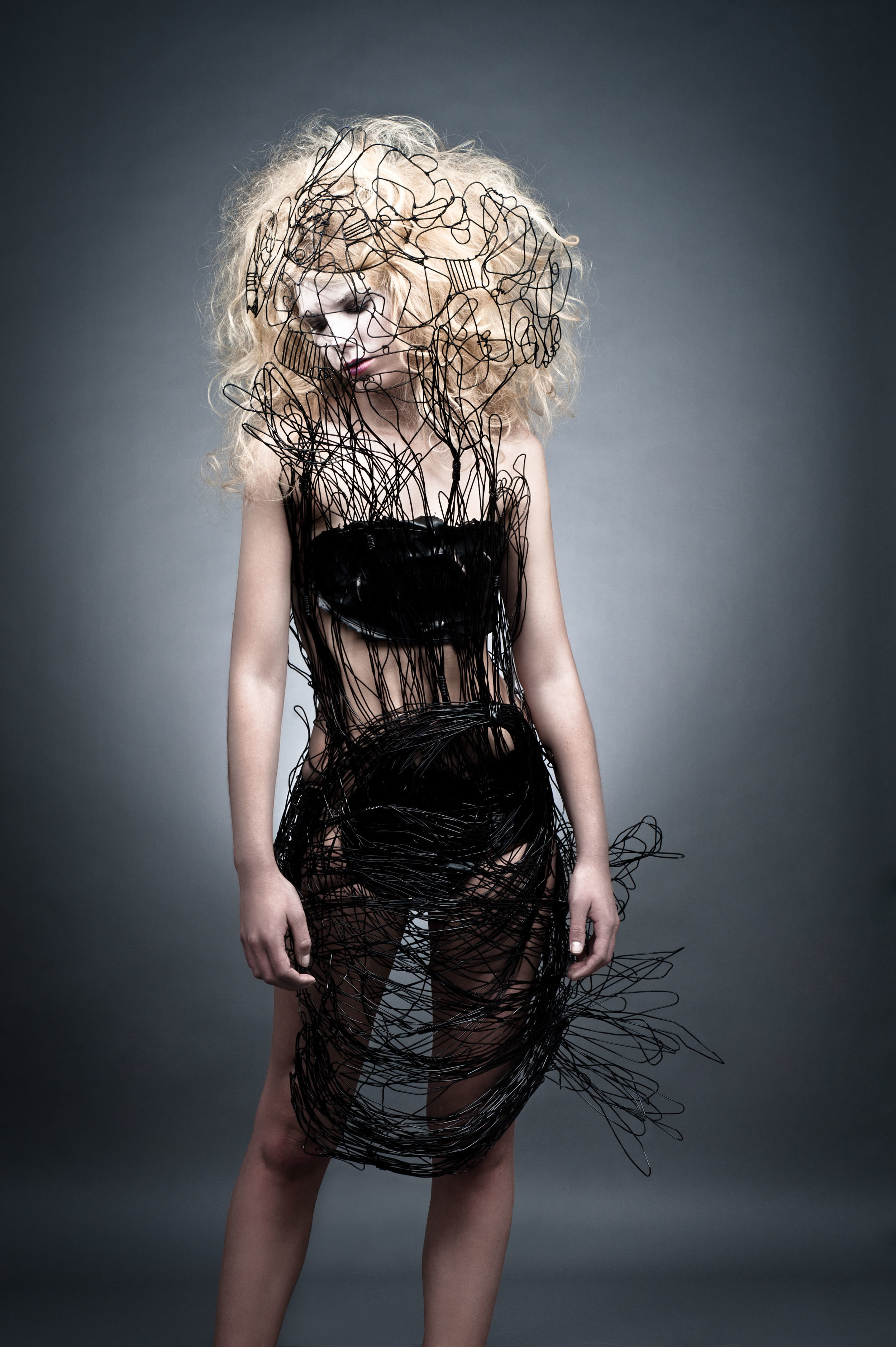 lady gaga dress for a funeral