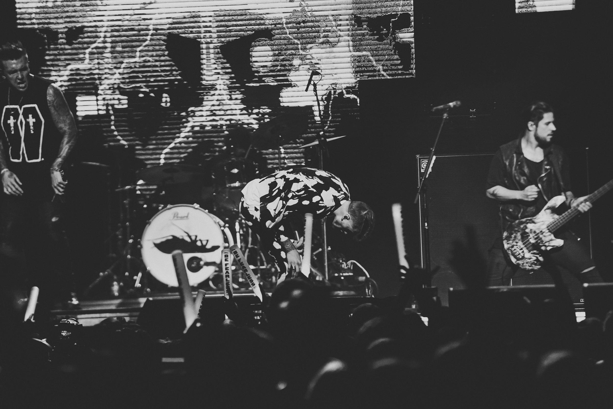 Papa Roach & Machine Gun Kelly // Columbus, Oh