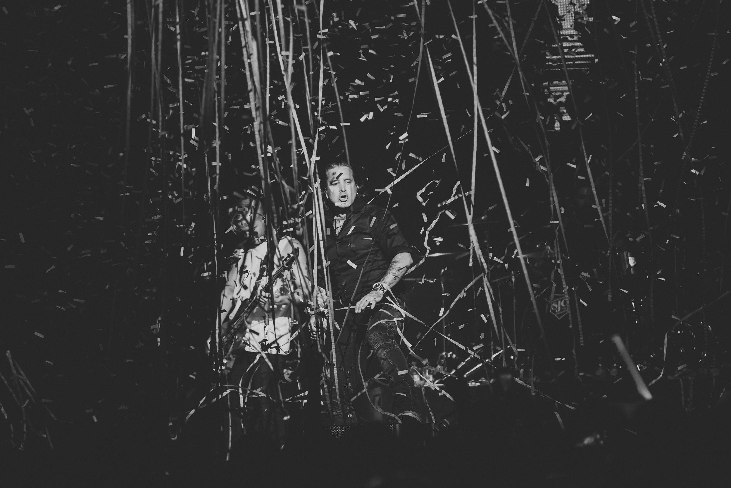 Scott Stapp // Columbus, Oh