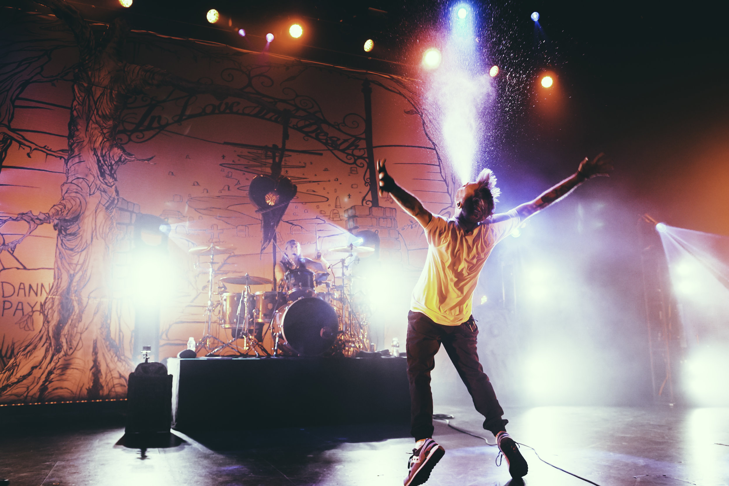 The Used // San Diego
