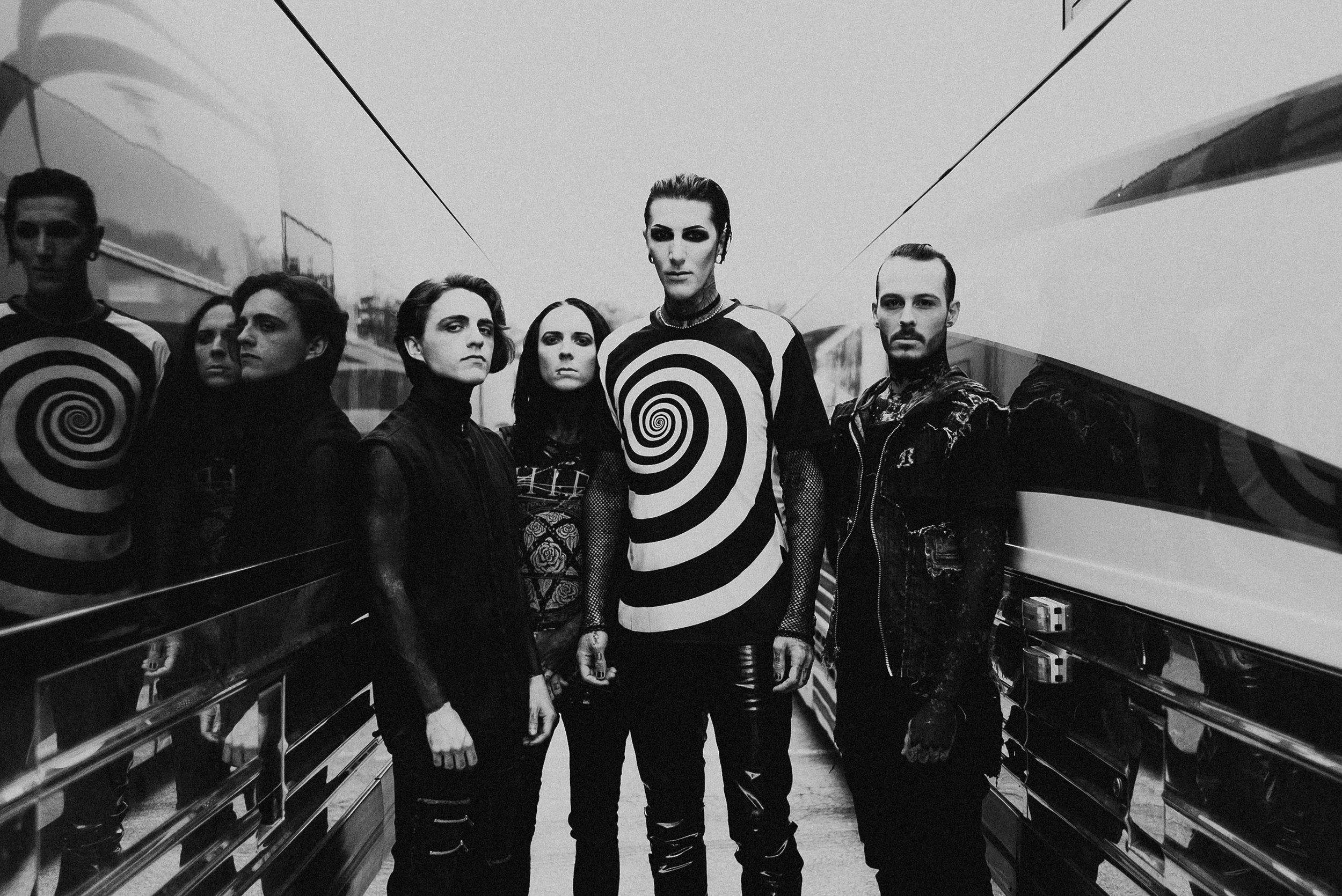 Motionless In White 2018 - San Antonio, TX