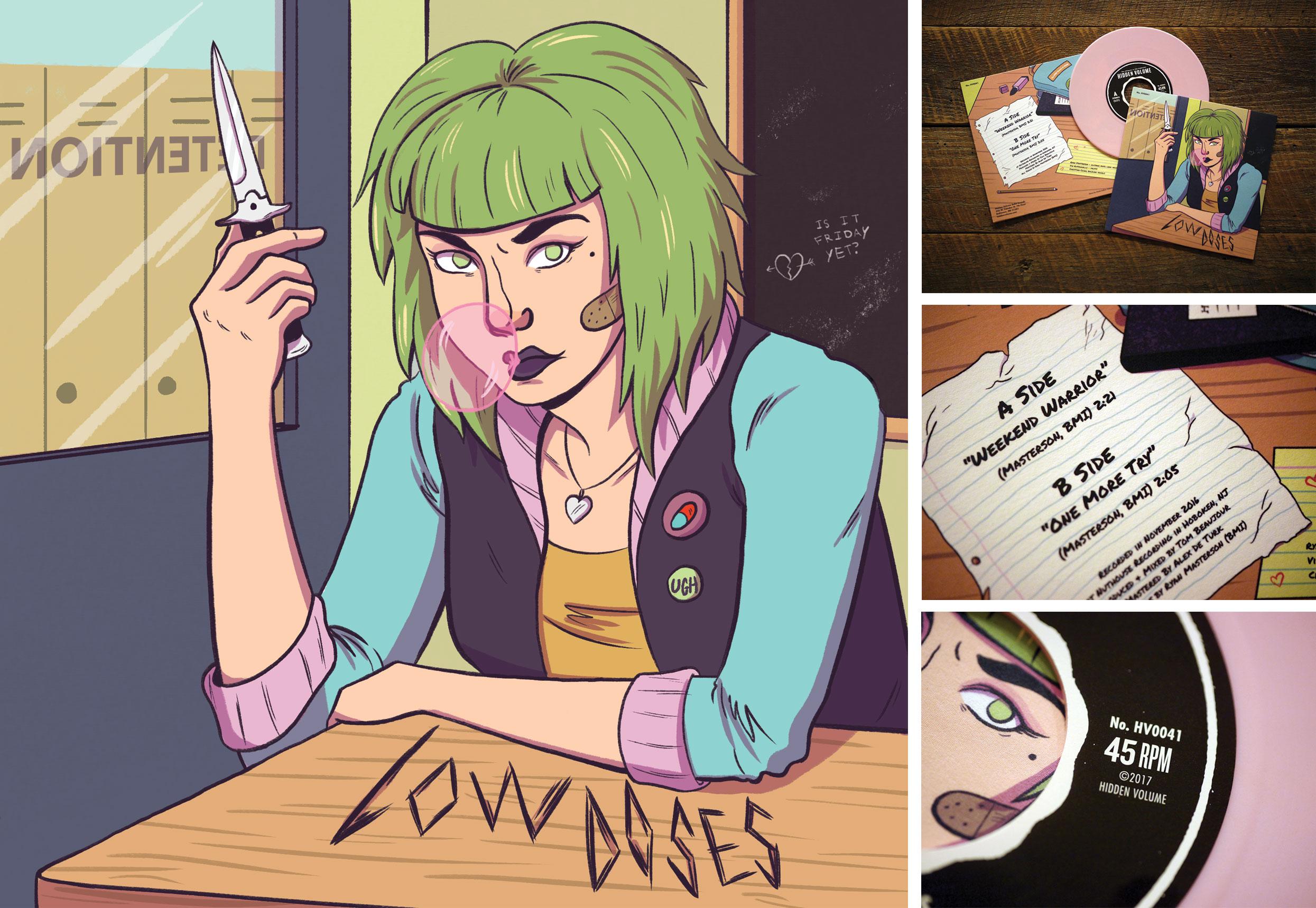 Low Doses — Weekend Warrior