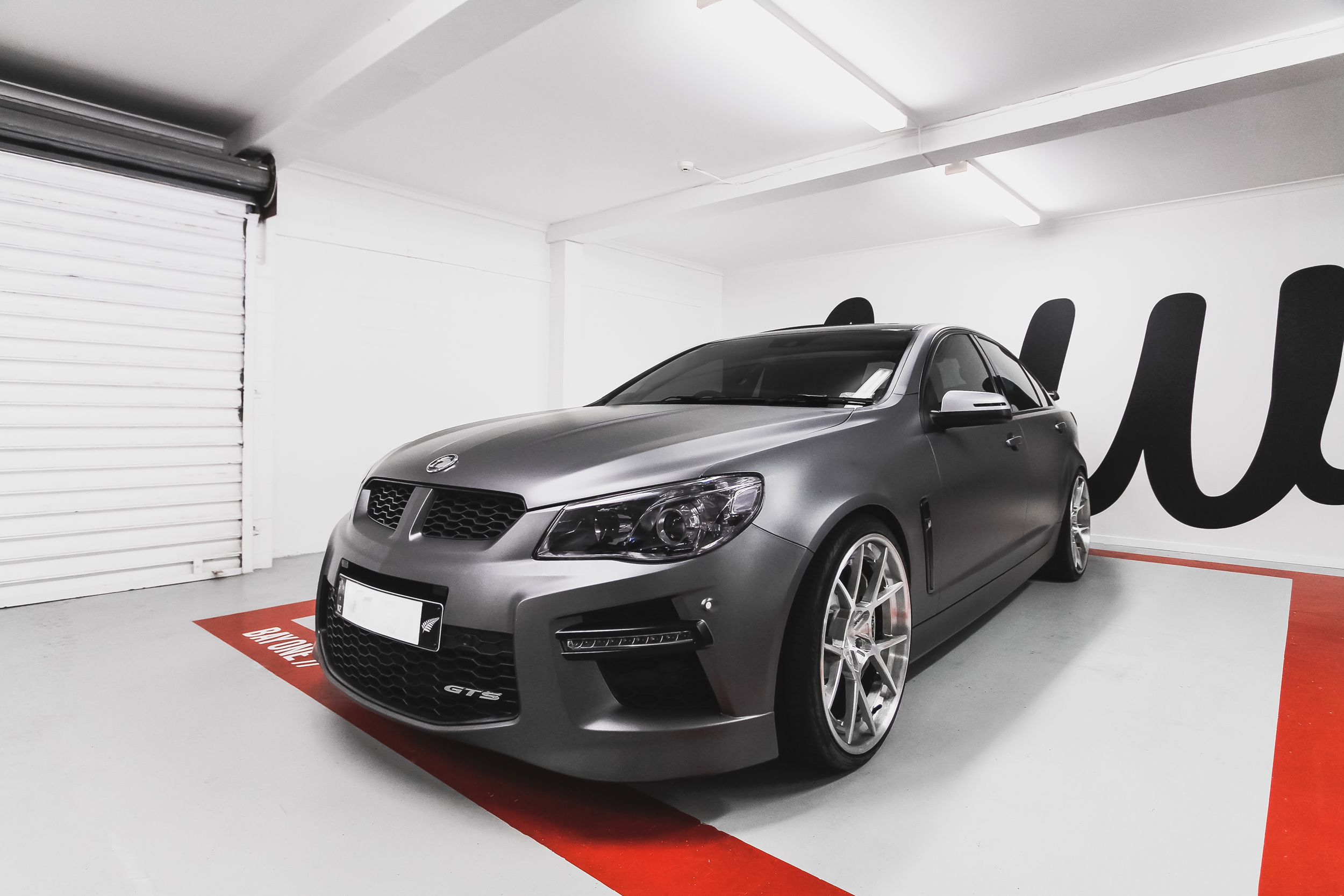 Holden GTS Walkinshaw W507