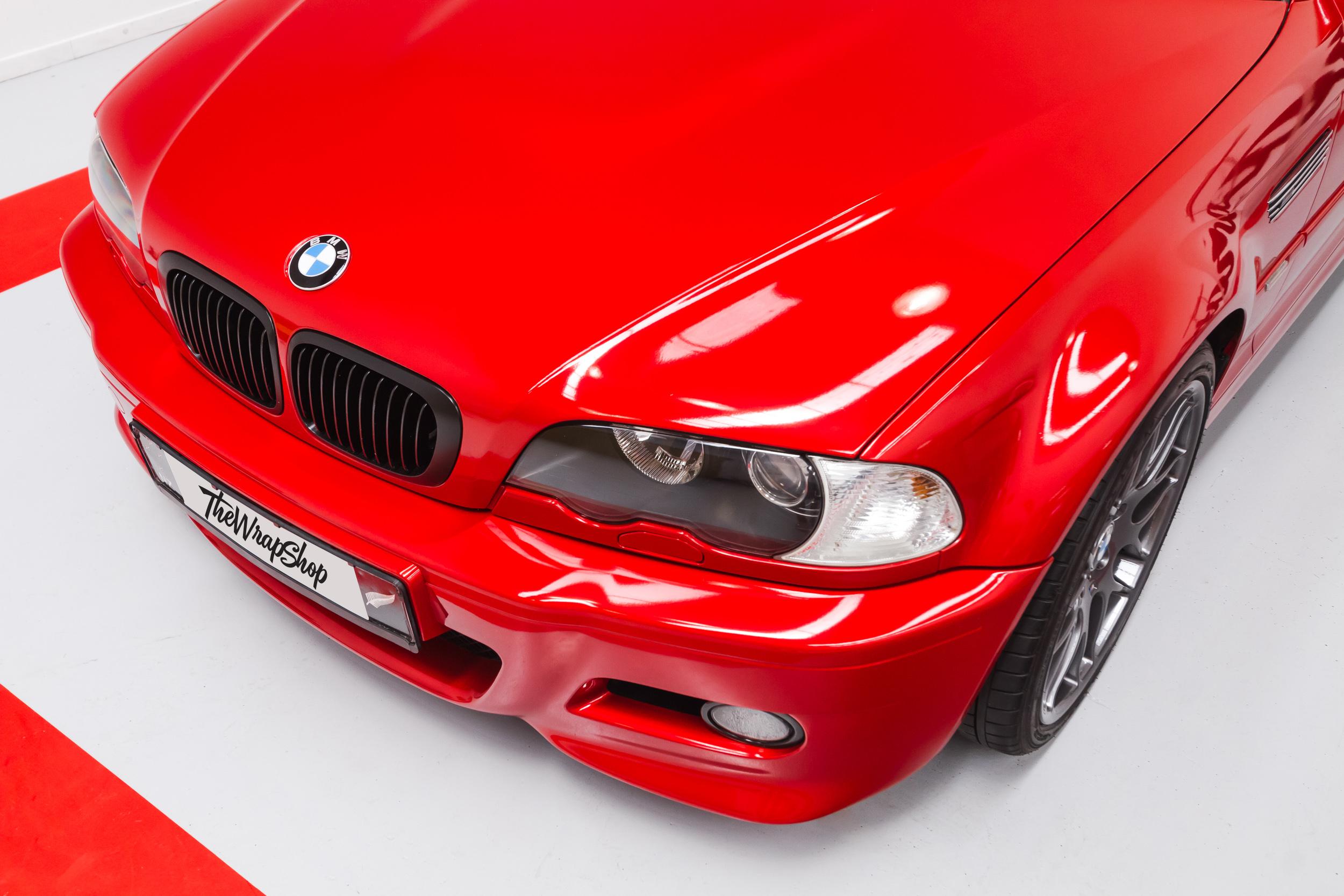 E46 BMW M3 front bumper