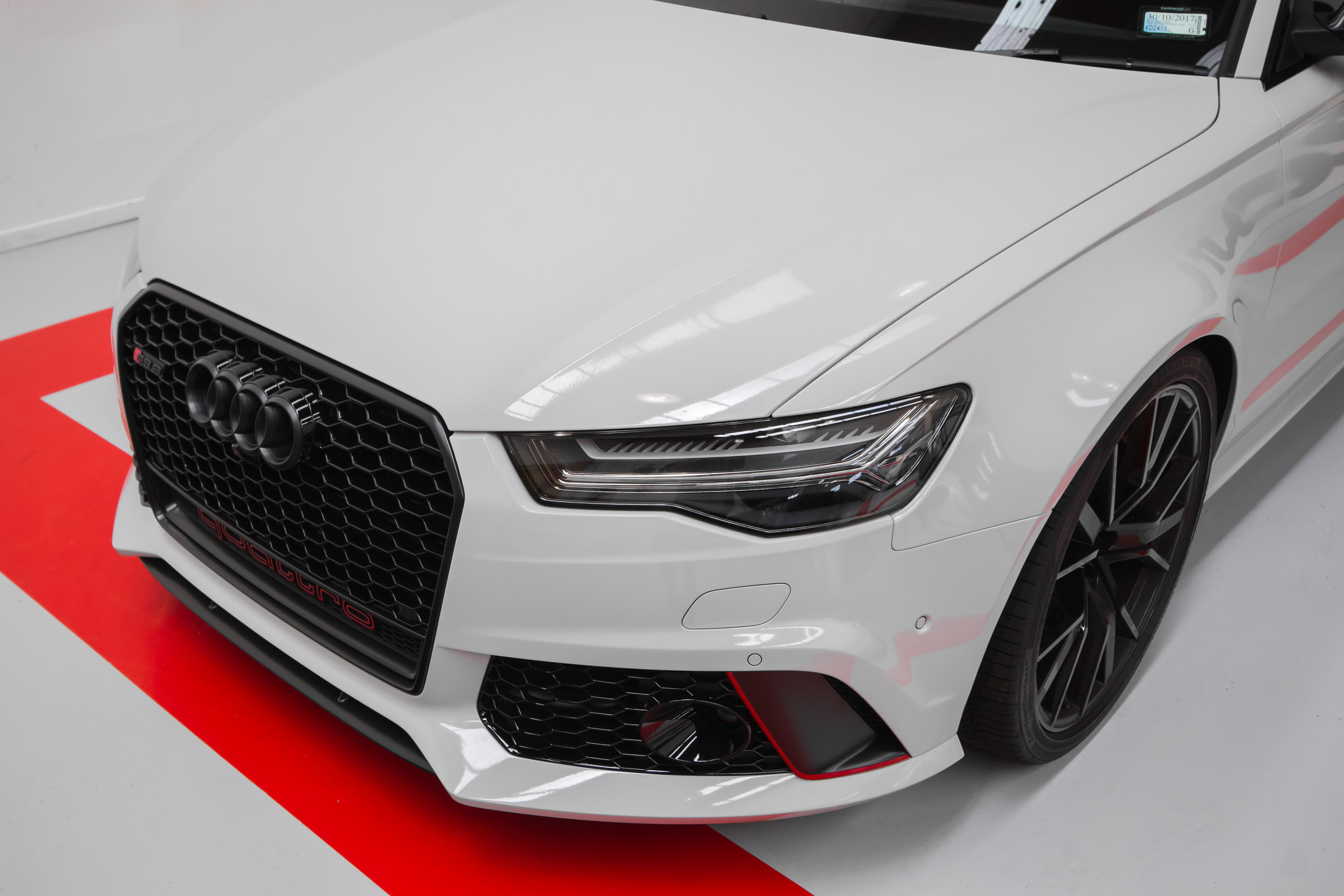 RS6 Front headlight