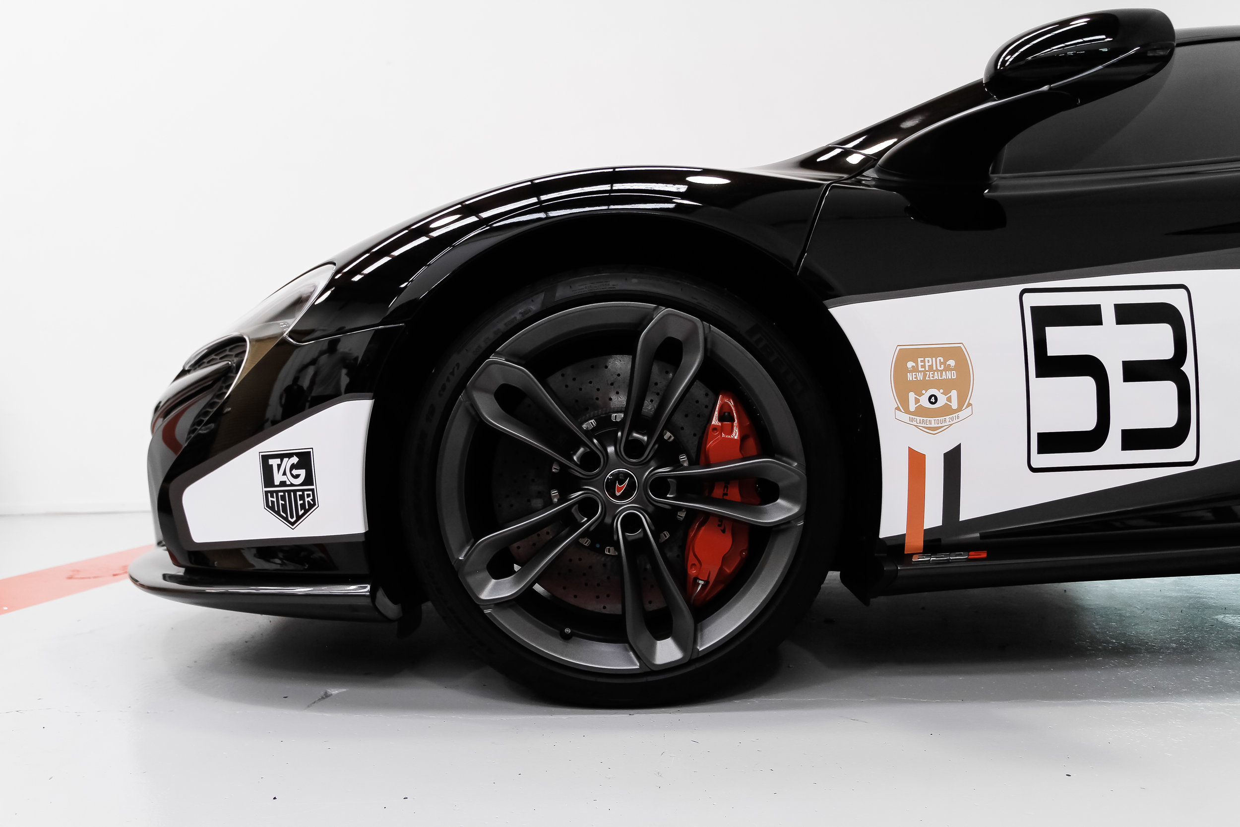 New Zealand McLaren Tour