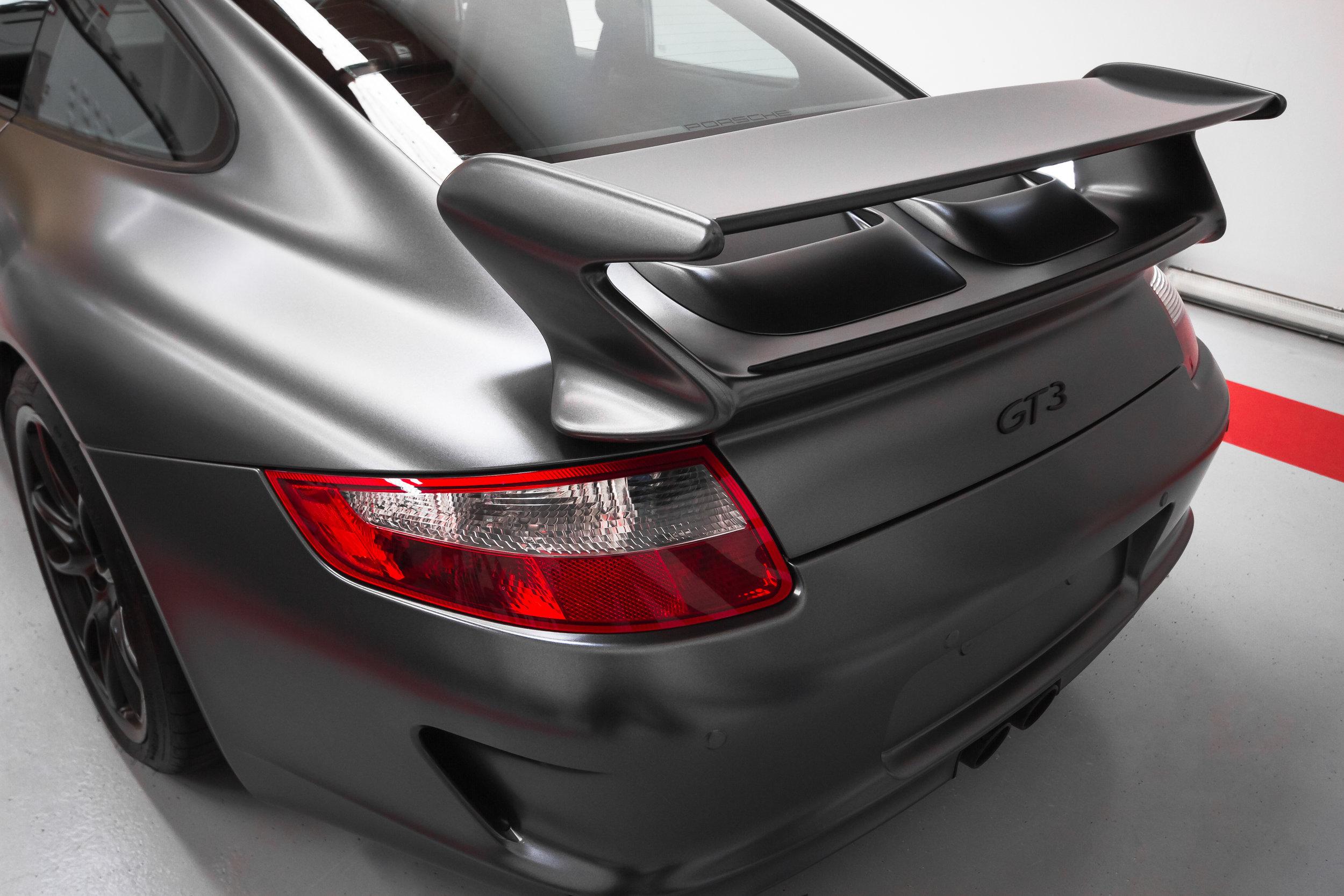 Porsche GT3 Wing rear spolier