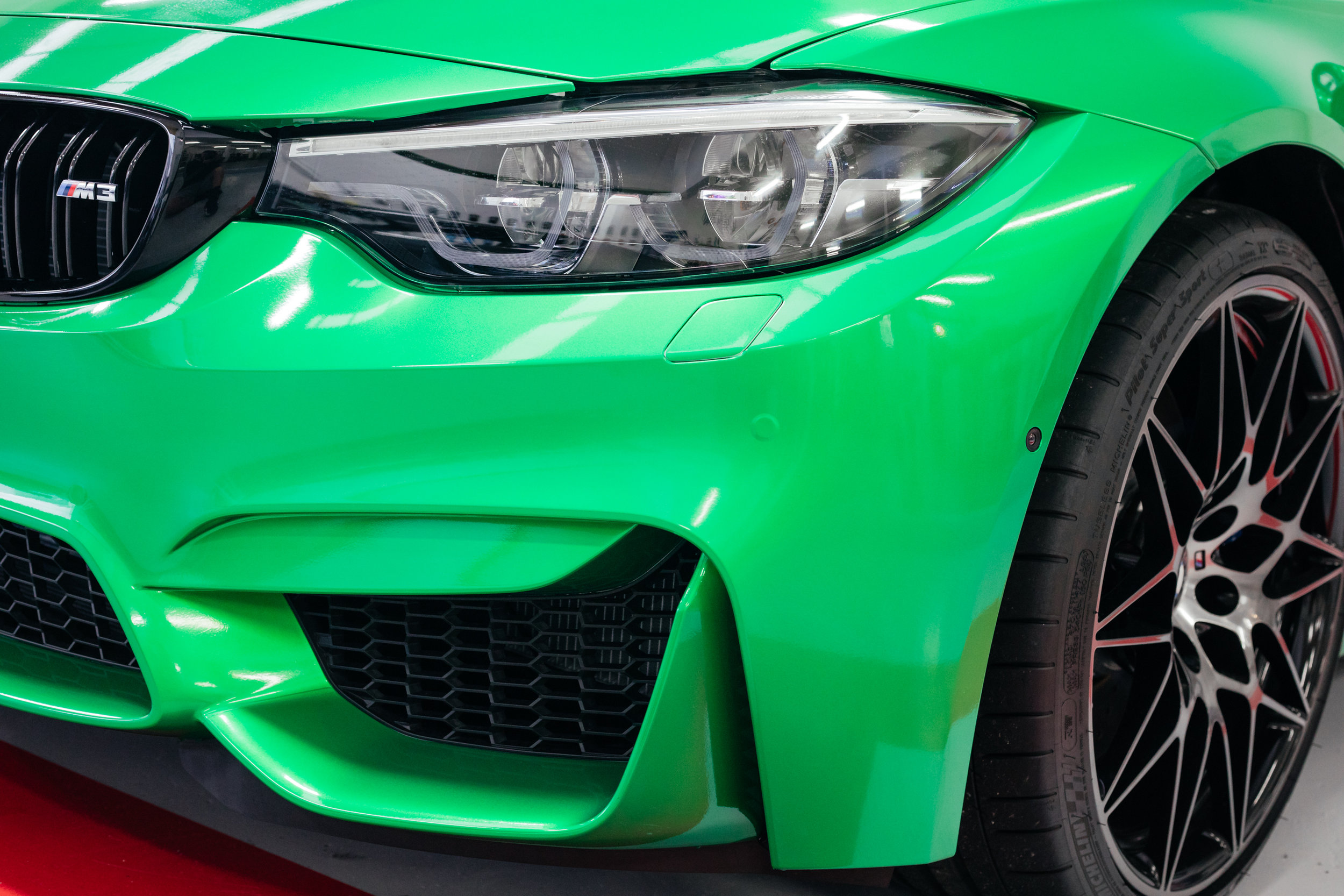 3M Gloss Green Envy