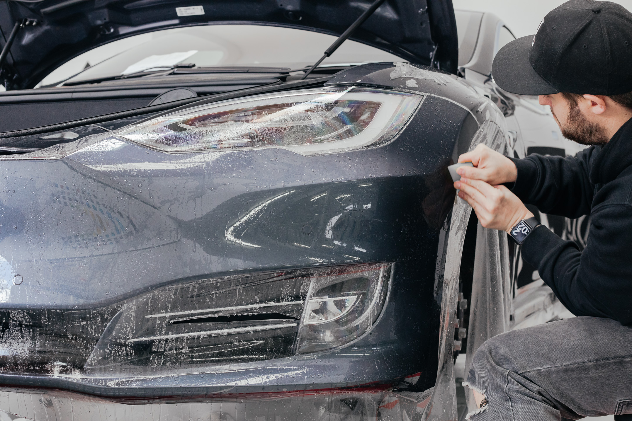 Paint Protection Tesla