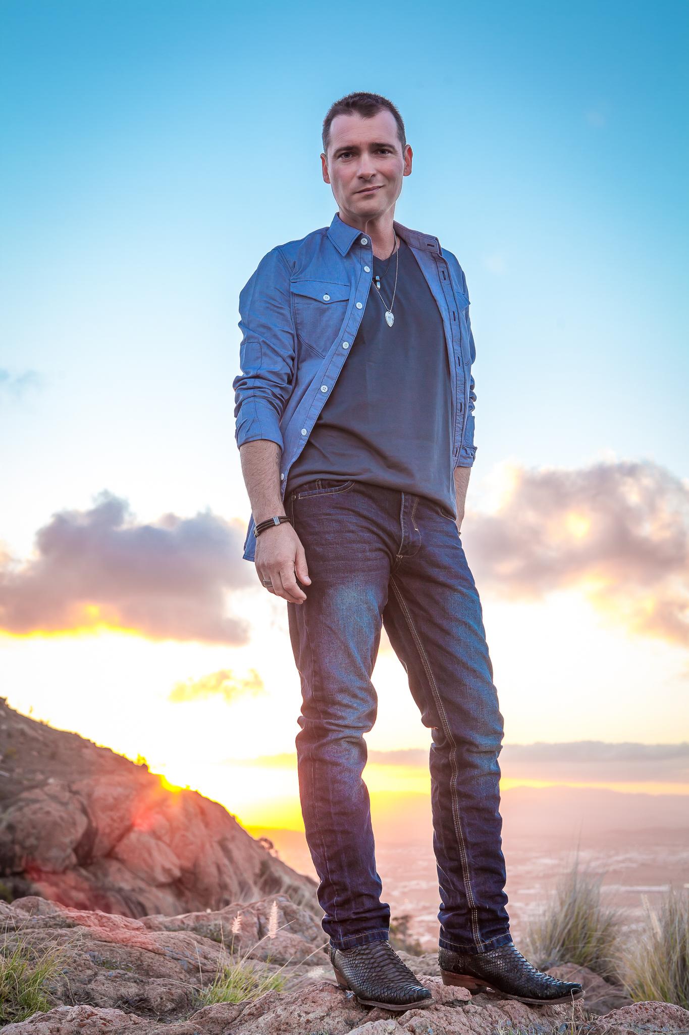 2016 headline artist, Adam Brand,12 times Golden Guitar-winner and multi ARIA Award-nominee