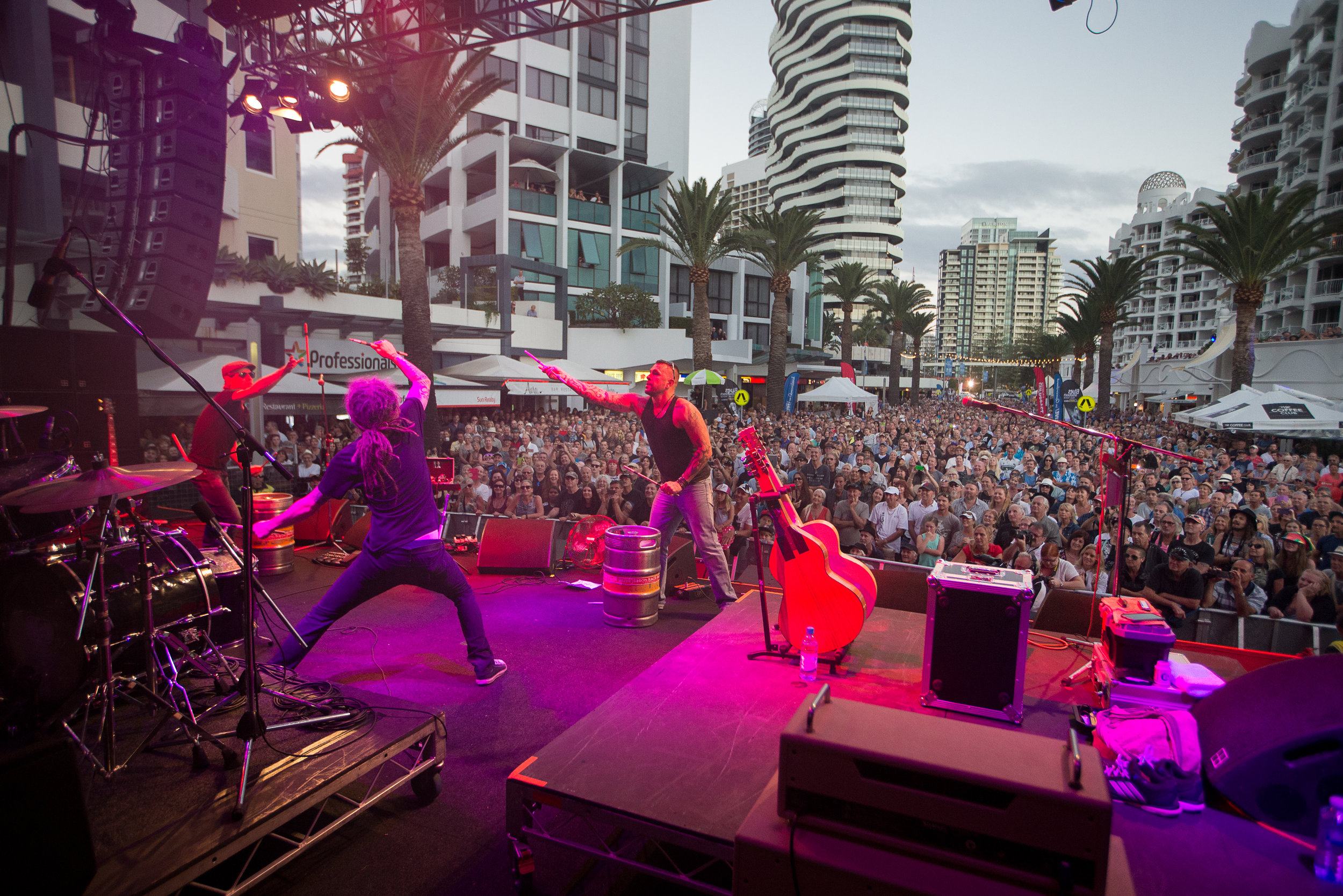 2017 'Live Music Event of The Year', Blues On Broadbeach
