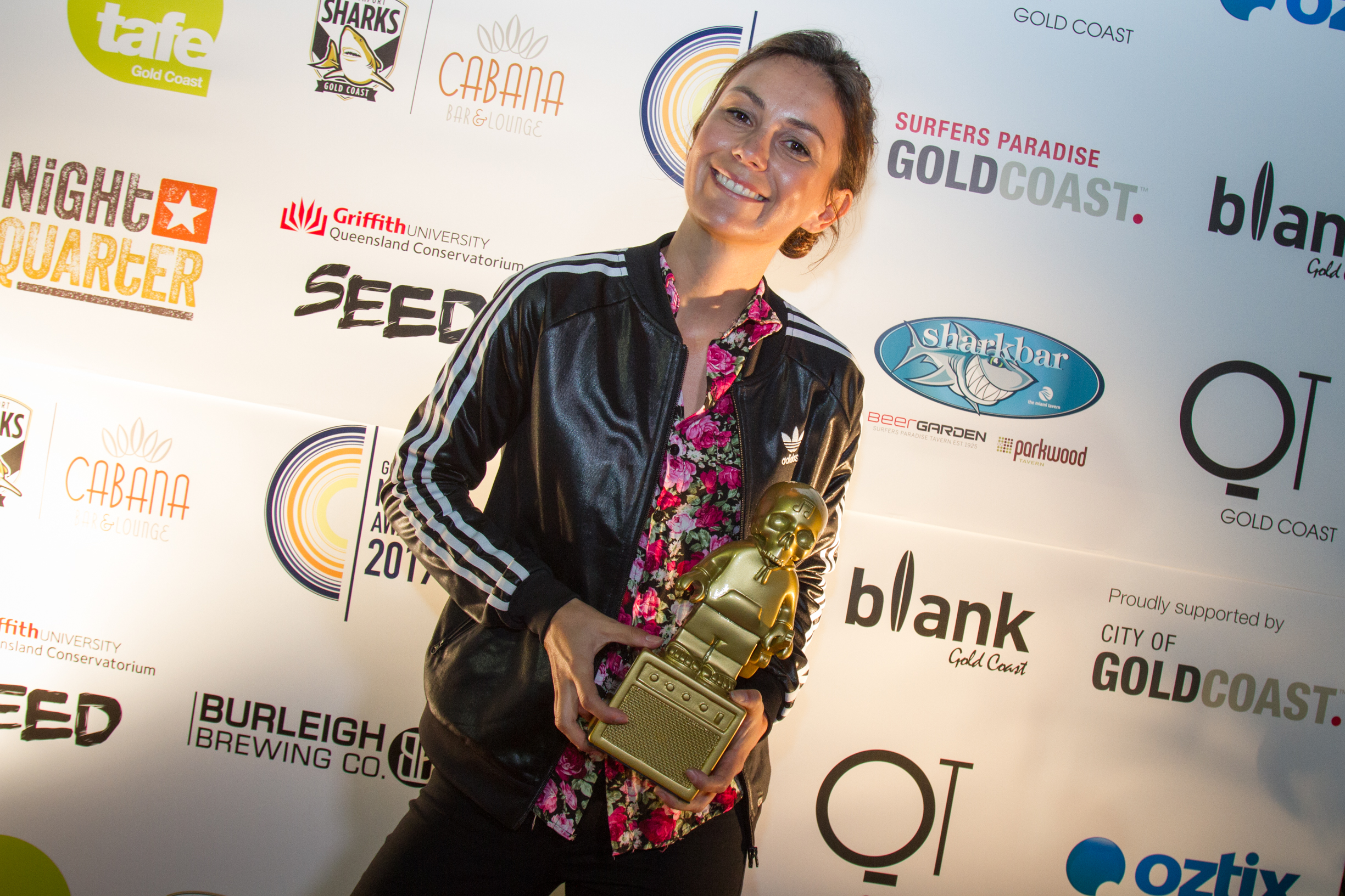 2017 'Artist Of The Year' and 'Song Of The Year', Amy Shark