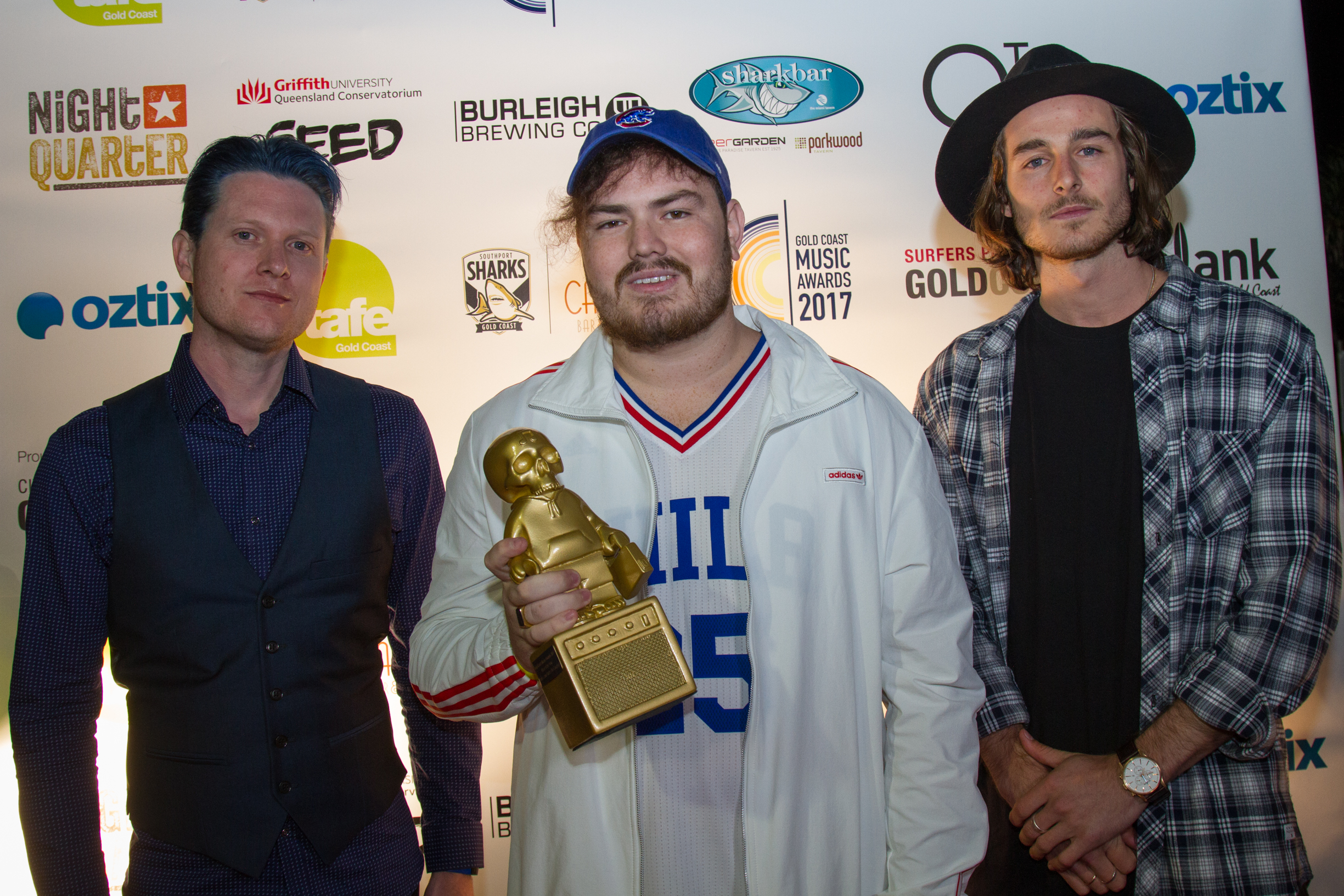 2017 'Album of the Year' Winners,Lane Harry x Ike Campbell