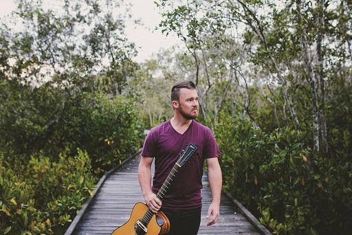 Australian guitarist Van Larkins features in  Acoustic Uprising