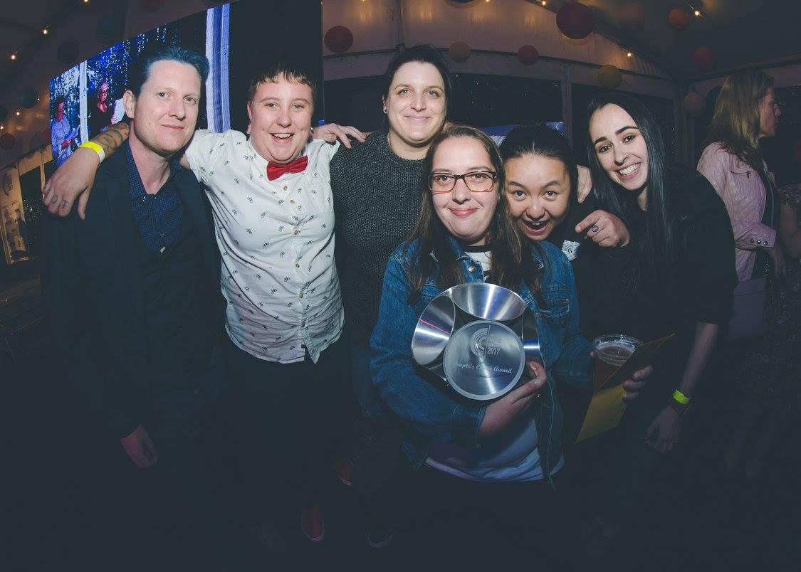 Gold Coast Music Awards 2017 People's Choice Winners, Being Jane Lane