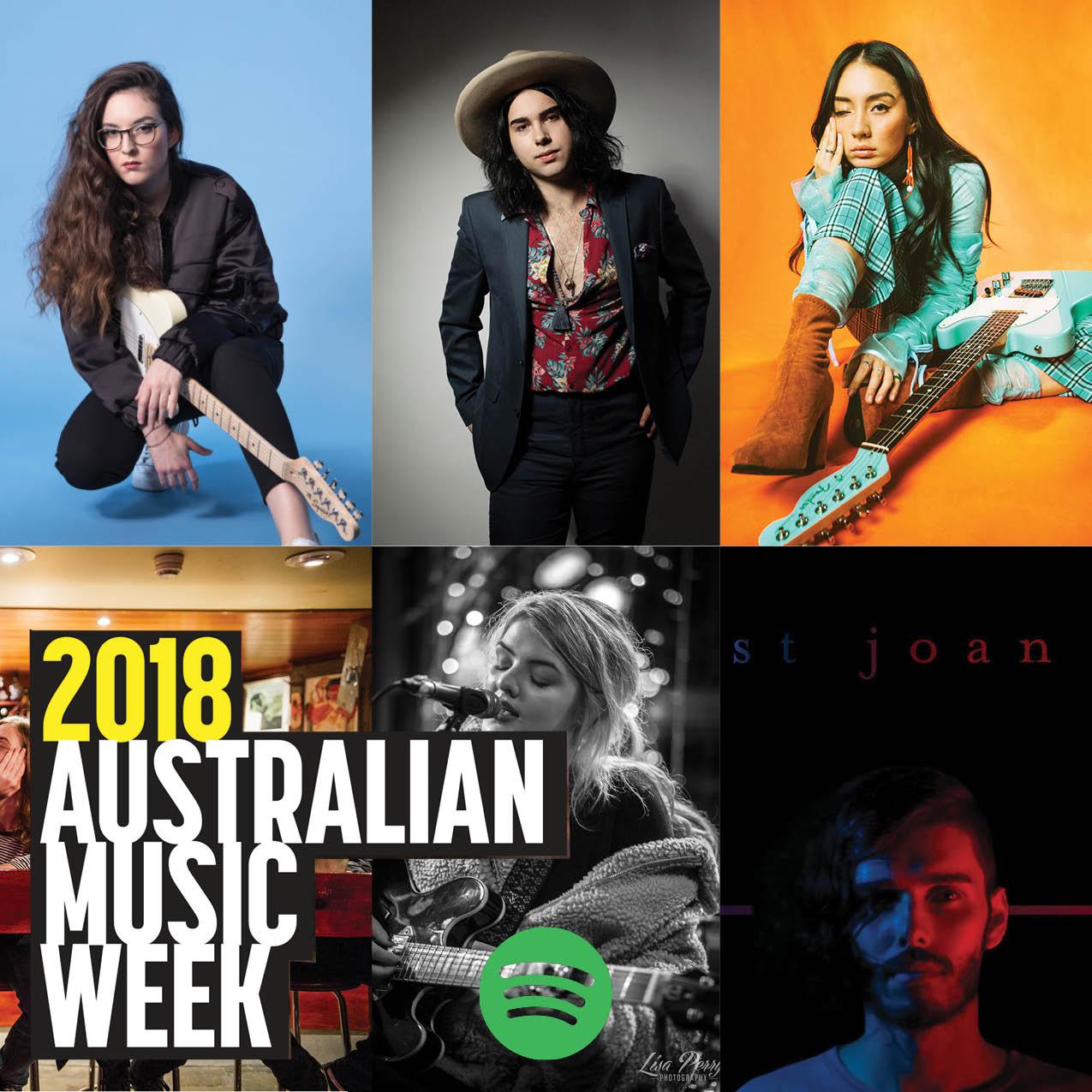 "SPOTIFY PLAYLIST - AUSTRALIAN MUSIC WEEK 2018   https://open.spotify.com/user/australianmusicweek/playlist/1F5t8Xxlcl6HRR2Ji9BYS8?si=GhJCBGWUR5WDqjhHM1NAig  <iframe src=""https://open.spotify.com/embed/user/australianmusicweek/playlist/1F5t8Xxlcl6HRR2Ji9BYS8"" width=""300"" height=""380"" frameborder=""0"" allowtransparency=""true"" allow=""encrypted-media""></iframe>"