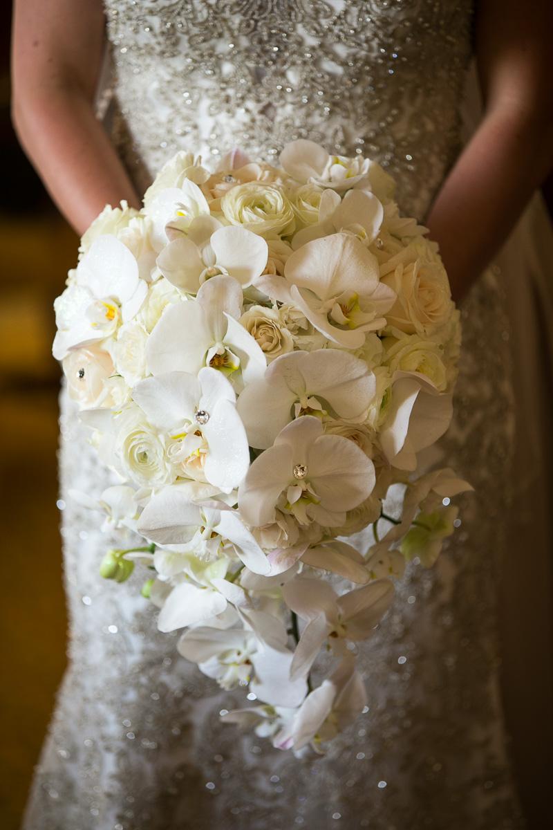 Crystal Teardrop Bouquet