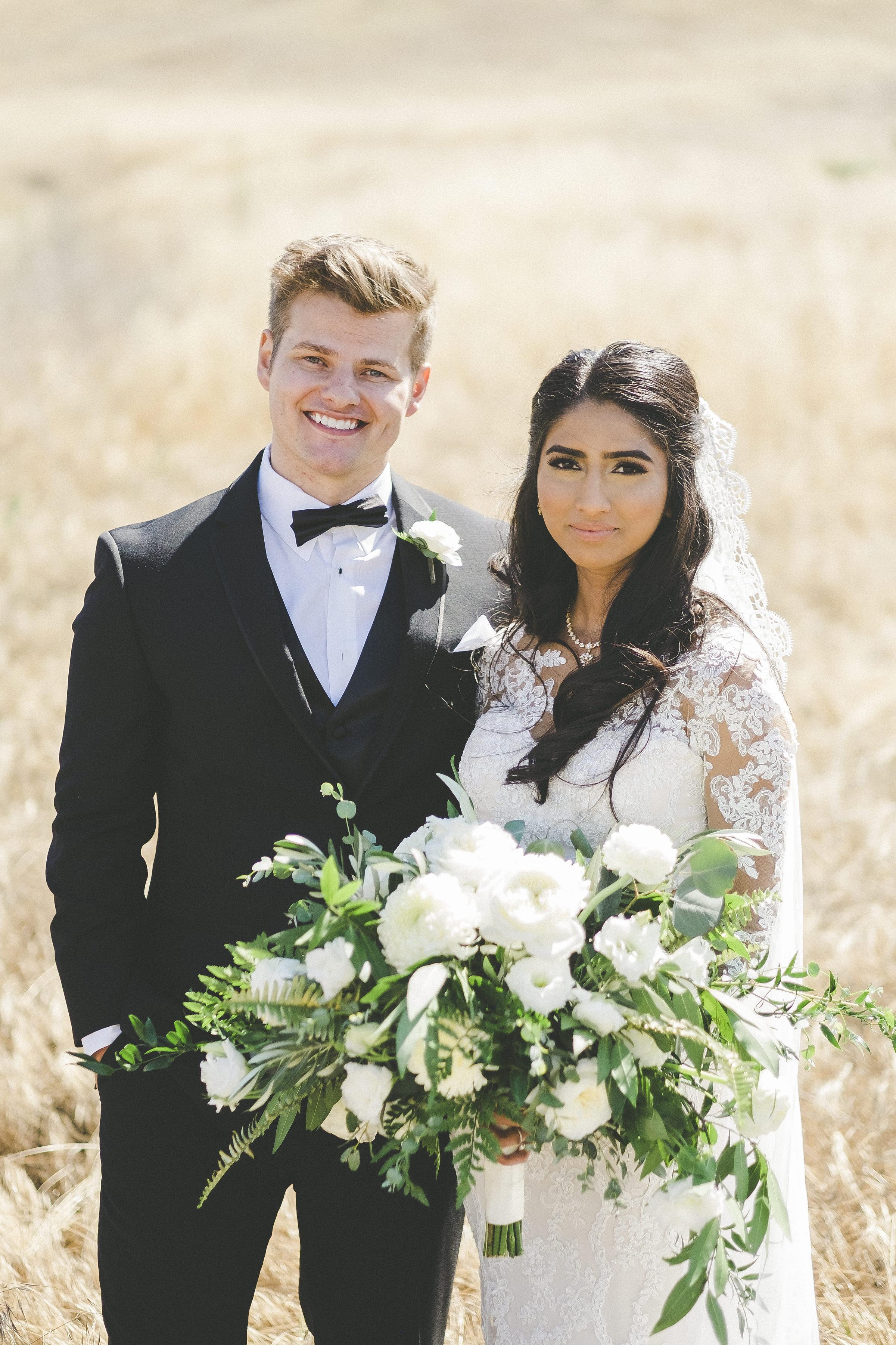 Monica & Charles Wedding