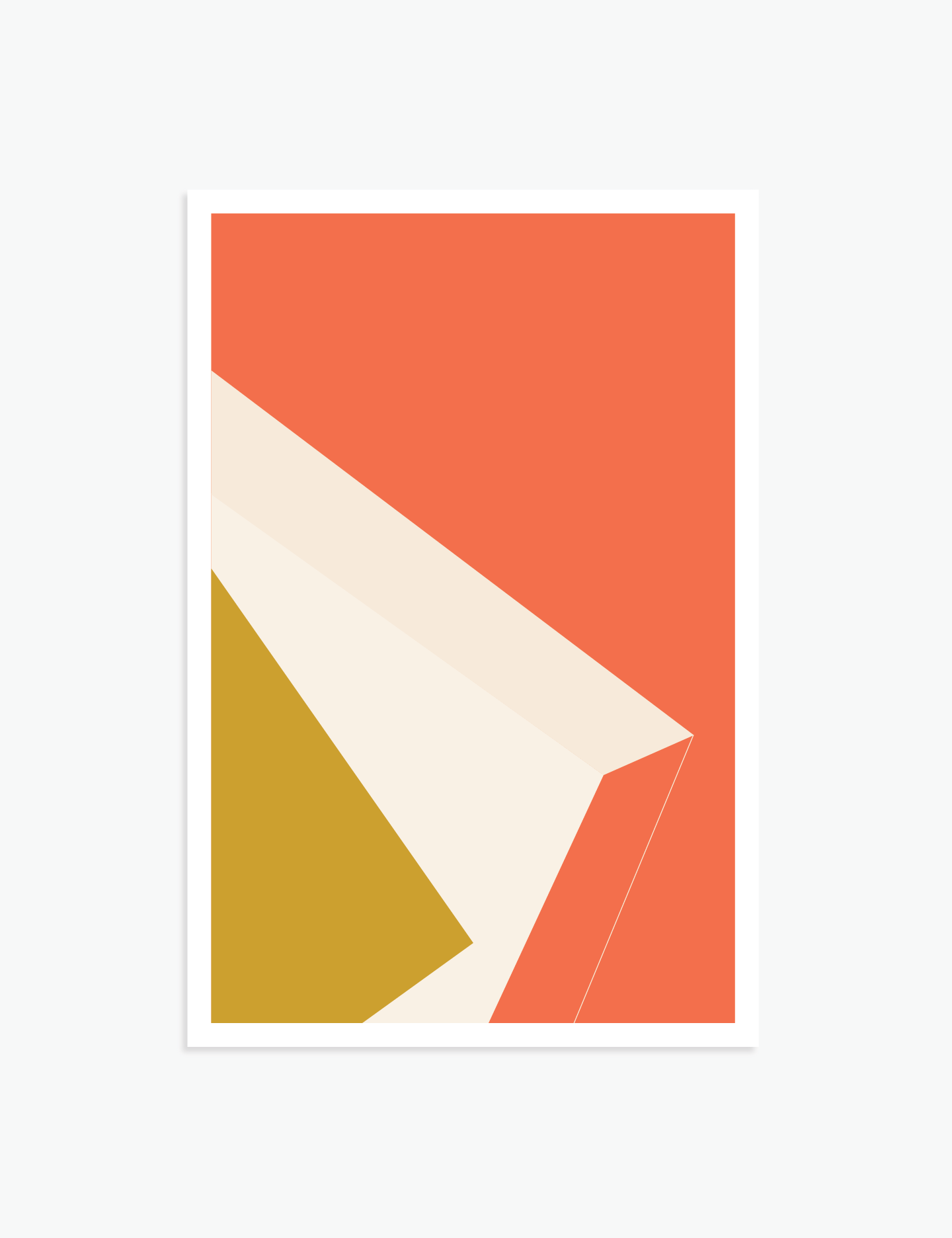 "I'll Tell You Tomorrow   18"" x 12"" vector illustration, 2018"