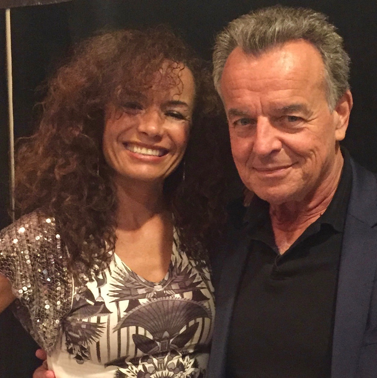 With the talented Ray Wise