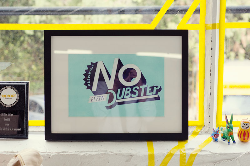 We only have one rule. Commissioned by Dan Everett and Zoe-Zoe Sheen.