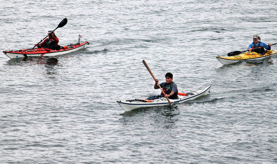 Check out Jessica's Tumblr for cool kayaking pics and more about her pro bono work.